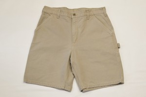 USED Carhartt Single knee shorts -W33 01021
