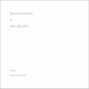 ハンドメイドCD|Ryota Kuratomi × Koh Igarashi