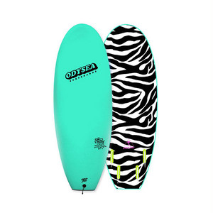 Odysea 5'0 Stump Quad Sea Green