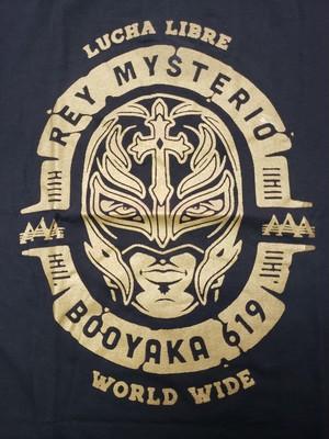 69  メキシコ製Tシャツ Lサイズ  レイミステリオ1
