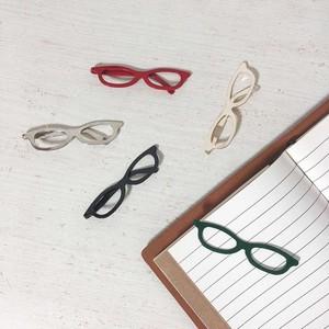 メガネ型クリップ