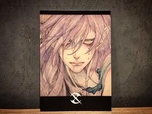 貳來 作品集『Zqill ART BOOK #3』