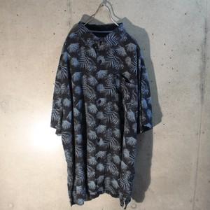 NatNast Silk Cotton Design Shirt