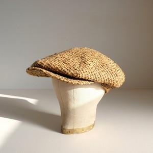 Re:19世紀の帽子 【Wooly hat】- nep tweed -