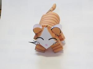 いちまいでいのち「ネコ(チャトラ)」(ダウンロード販売)