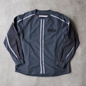 White Mountaineering NO COLLAR SHIRT