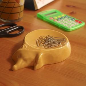 <倉敷意匠>Kiyata 豆皿(ウサギ・ハリネズミ・クマ)