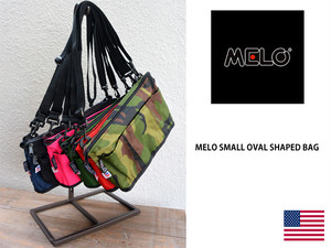 MELO SMALL OVAL SHAPED BAG RB11