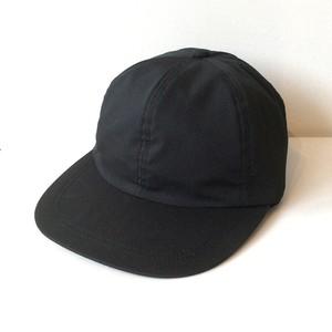 "JS ""SUNNY"" キャップ/ブラック × ブラック"