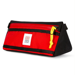 TOPO DESIGNS BIKE BAG【RED】