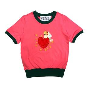 ミニTシャツ PINK