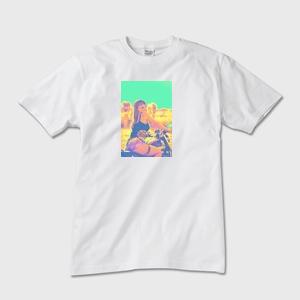 DJ RiRiLatinaオリジナルTシャツ