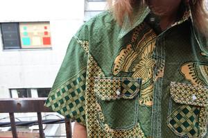 batik shirt (satori)