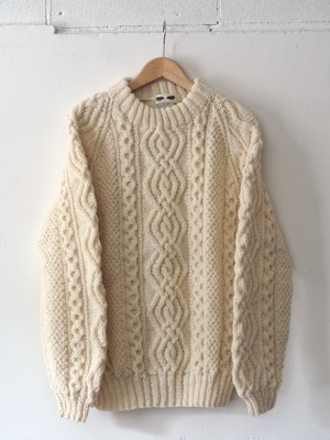 The Black Sheep Of Rye Cable Knit