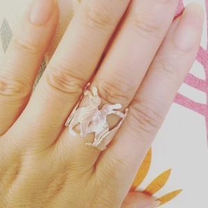 うさぎリング Rabbit Ring