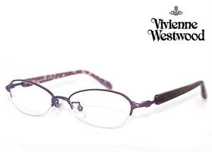 ヴィヴィアン ウエストウッド vw5102 pp 眼鏡 メガネ Vivienne Westwood vw-5102 レディース 女性用 メタル βチタン ナイロール