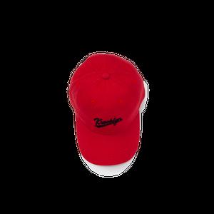 K'rooklyn Logo Cap - Red