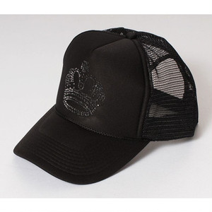 Black Crown cap