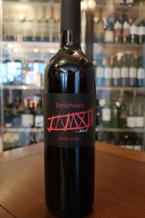 Pinot Grigio Selezione 2013 / Dario Princic( ピノ グリージョ セレツィオーネ / ダリオ プリンチッチ )