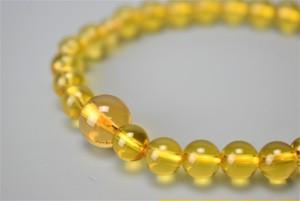 腕輪念珠ブレスレット 黄水晶
