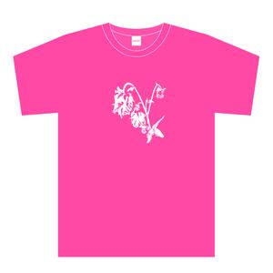 Tシャツ_flower