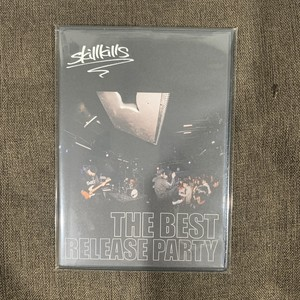 "skillkills ""THE BEST RELEASE PARTY"" (DVD)"