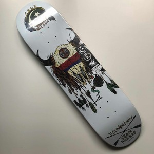 Foundation skateboards Cole Wilson model 8.0