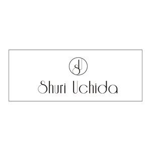 """""""Shuri Uchida"""" ロゴタオル"""