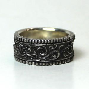 Silver Ring -Belle Époque-