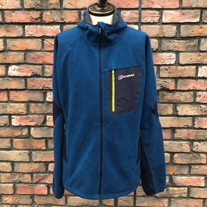 Berghaus Ben Oss Windproof Fleece Jacket XL