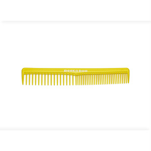 《 New Color 》PEEK-A-BOO COMB 02 (YELLOW)