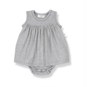 1 + in the family / SYBILLA body dress[grey]
