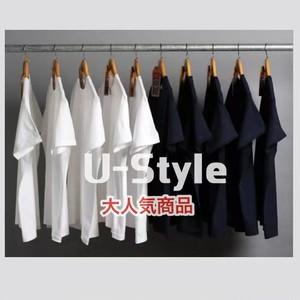 【即日発送】男女兼用 半袖Tシャツ コットン100%