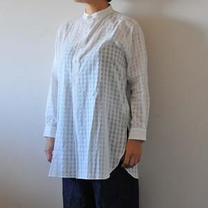 retela kolkataシリーズ shirt(ホワイト / Mサイズ)