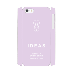 IDEAS/iPhone5/5s/SEケース 800-ピンク
