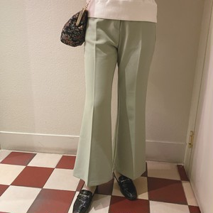 pale color pants