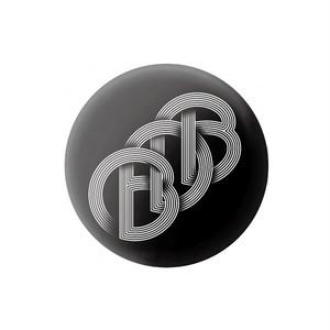 """Badge """"BDB Ring Logo"""""""