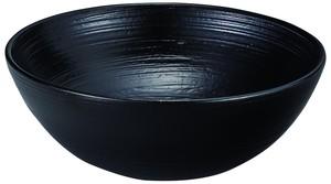 ぐい呑み豆鉢 黒塗