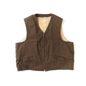 """ UNKNOWN BRAND "" Boa Lining Vest"