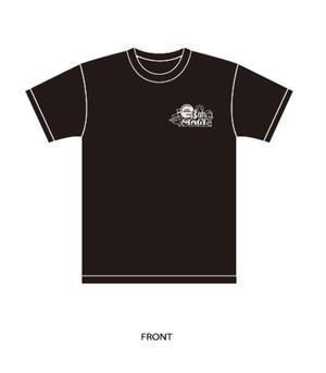 サードステージ28周年記念Tシャツ「3rdロゴ Tシャツ」