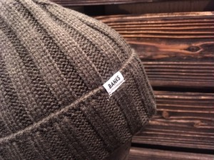 Banks Journal  DROWN BEANIE  U.Green  BE0058