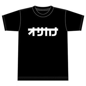 sora tob sakana オサカナTシャツ(黒)
