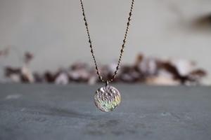 真鍮ネックレス2