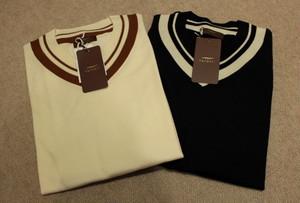 Vandori Tilden-neck Pullover
