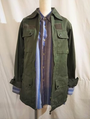 French air force jacket /Made In France [G-841]