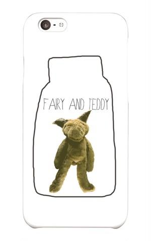 「Fairy and Teddy」のオリジナル i phone6、6sケース