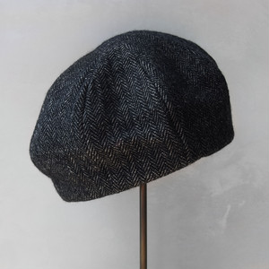 Nine Tailor Thames beret Black
