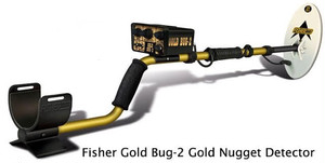 Fisher Gold Bug 2