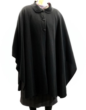 【POLATEC】Poncho Coat