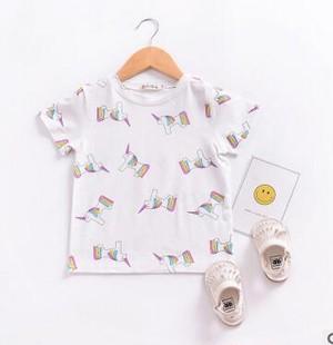 即納unicorn Tシャツ